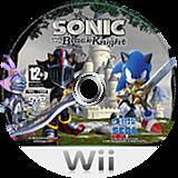 Sonic et le Chevalier Noir disque Wii (RENP8P)