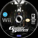 Ghost Squad disque Wii (RGSP8P)