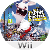Rabbids Go Home disque Wii (RGWP41)