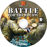The History Channel:Battle for the Pacific disque Wii (RHCP52)