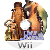 Ice Age 3: Dawn of the Dinosaurs disque Wii (RIAI52)