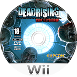 Dead Rising : Chop Till You Drop disque Wii (RINP08)