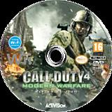 Call of Duty :Modern Warfare - Edition Réflexes disque Wii (RJAP52)