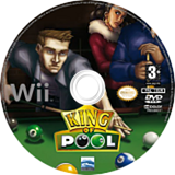 King of Pool disque Wii (RL9PHZ)