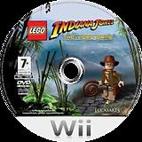 LEGO Indiana Jones :La Trilogie Originale disque Wii (RLIP64)