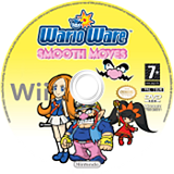 WarioWare : Smooth Moves disque Wii (RODP01)
