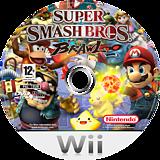Super Smash Bros. Brawl disque Wii (RSBP01)