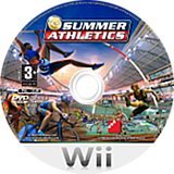 Summer Athletics disque Wii (RUMPFR)