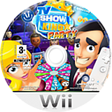 TV Show King Party disque Wii (RXKPGL)