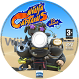 Ninja Captains disque Wii (RY7PHZ)