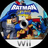 Batman: L'Alliance des Héros disque Wii (S3BPWR)
