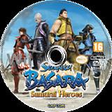 Sengoku Basara:Samurai Heroes disque Wii (SB3P08)