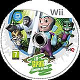 La Grande Aventure de Dood disque Wii (SDLP78)