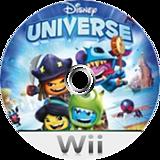Disney Universe disque Wii (SDXP4Q)