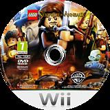 LEGO Le Seigneur des Anneaux disque Wii (SLRPWR)