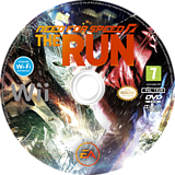Need for Speed: The Run disque Wii (SNVP69)