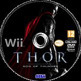 THOR :Dieu du Tonnerre disque Wii (STHP8P)