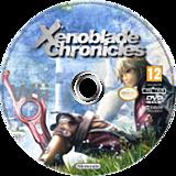 Xenoblade Chronicles disque Wii (SX4P01)