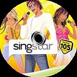 SingItStar Radio 105 CUSTOM disc (R15POH)