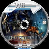 Transformers: La Vendetta del Caduto Wii disc (RXIP52)