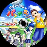 スイングゴルフ パンヤ 2ndショット! Wii disc (R2PJ9B)