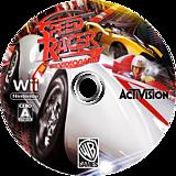 スピード・レーサー Wii disc (R3PJ52)