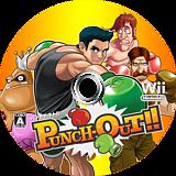 パンチアウト!! Wii disc (R7PJ01)