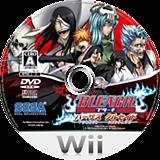 BLEACH バーサス・クルセイド Wii disc (RBXJ8P)