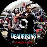 デッドライジング ゾンビのいけにえ Wii disc (RINJ08)