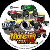 モンスター4×4 ワールドサーキット Wii disc (RM4J41)