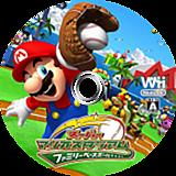 スーパーマリオスタジアム ファミリーベースボール Wii disc (RMBJ01)