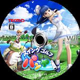 スイングゴルフ パンヤ Wii disc (RPYJ9B)