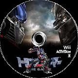 トランスフォーマー THE GAME Wii disc (RTFJ52)