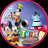 ディズニー・シンク 早押しクイズ Wii disc (RXDJ4Q)