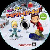 ファミリースキー ワールドスキー&スノーボード Wii disc (RYKJAF)