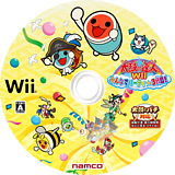 太鼓の達人Wii みんなでパーティ☆3代目! Wii disc (S3TJAF)