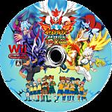 イナズマイレブン ストライカーズ 2012エクストリーム Wii disc (SEZJHF)