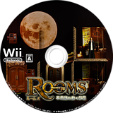 Rooms 不思議な動く部屋 Wii disc (SRMJ18)