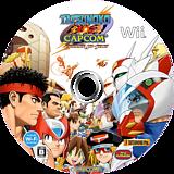 タツノコ VS.カプコン アルティメットオール・スターズ Wii disc (STKJ08)