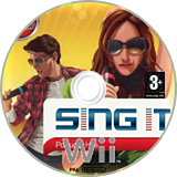 SingIt Star Portugal Hits CUSTOM disc (PT1PSI)
