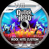 Guitar Hero III Custom : Rocks Hits Custom v2 CUSTOM disc (CGHRH2)