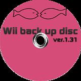Wii Backup Disc v1.31 Wii disc (410E01)