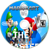 Mario Kart Wii Custom: The Master Race CUSTOM disc (CCPE01)