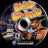 Black & Bruised GameCube disc (G2BE5G)