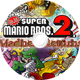 D.U. Super Mario Bros 2.1 Madness Returns CUSTOM disc (MMRE01)