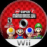 New Super Mario Bros. Wii 2 CUSTOM disc (NSMB02)
