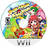 Dokapon Kingdom Wii disc (R2DEEB)