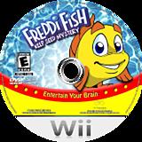 Freddi Fish: Kelp Seed Mystery Wii disc (R2FE5G)