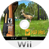Deer Drive Wii disc (R3VEFP)