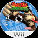 Donkey Kong Jungle Beat Wii disc (R49E01)